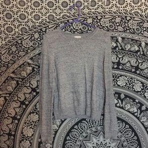 Very Soft Grey Sweater